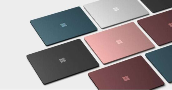 Microsoft Surface Pro 6 - Best Laptops 2021